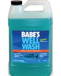 Babes Boat Care Well Wash Cleaner&Conditner Ga BAB BB8401