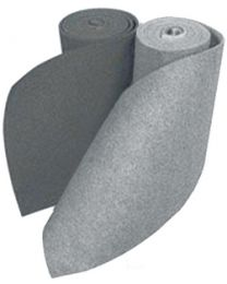 C.E. Smith Carpet Roll 11In X 12' Grey CES 11372