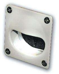 Manufacturers Select Black Flush Mny.Courtesy Light MFS 81395D