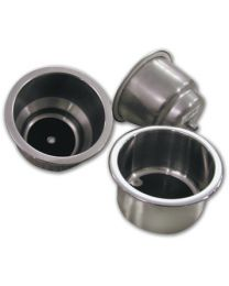 Manufacturers Select 316 Stainless Steel Drink Hldr MFS 81421SSHPD