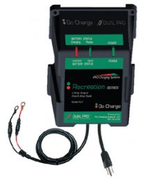 Dual Pro 6 Amp Bank Battery Charger 12V DPC RS1