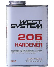 West System Hardener - .44 Pint WSY 205A