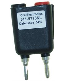 CDI Electronics Direct Voltage Adapter-No Lead CDI 5119773NL