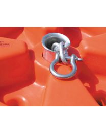 Dock Edge Chain Collar 1-7/8  Dia. DEI 90030F