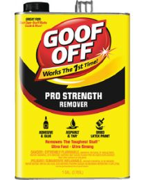 Damp Rid Goof Off Gallon DMP FG657