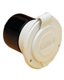 Marinco_Guest_AFI_Nicro_BEP 15A On-Board Charger Inlet-Wht MAR 150BBIW