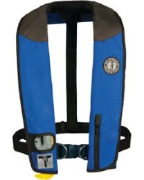 Mustang Survival Dlx Infl Pfd Auto W Harness Ro MUS MD3084246