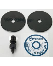 Whale Water Systems Eybolt/Clamping Plate Kit Gu10 WHA AS3719