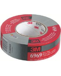 3M Marine 2 In Cloth Silver Duct Tape MMM 06969