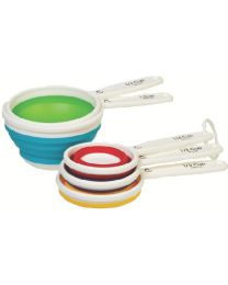 Progressive Int'l Collapsible Measuring Cups PIC BA540