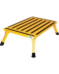 Safety StepXl Folding Safety Step-Yellow SSL XL08CY