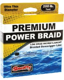 Scotty Downriggers Braided  200Lb Test 300Ft PYT 2701K