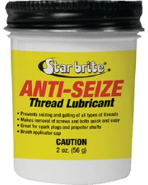 Starbrite Anti Seize Thread Lube 2Oz STA 86302