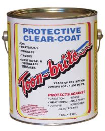 Toonbrite Protective Clear-Coat 1Gal Can TNB P1000