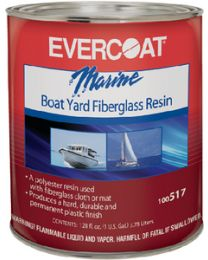 Evercoat Boatyard Resin Gallon W/Wax FIB 100517