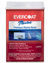 Evercoat Gal Resin W/Wax FIB 100552