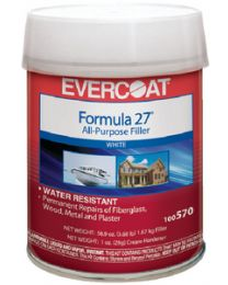 Evercoat Formula 27-Half Pint FIB 100572
