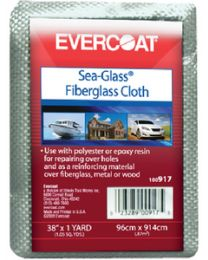 Evercoat Fiberglass Cloth 44 In X 3 Yd FIB 100912