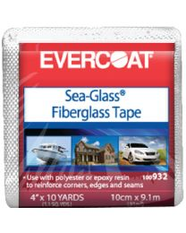 Evercoat Fiberglass Tape 4 In. X 10 Yd FIB 100932