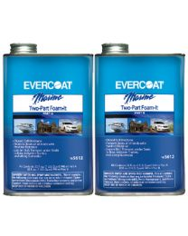 Evercoat Foam-It Flotation Kit  1/2 Gal FIB 105612