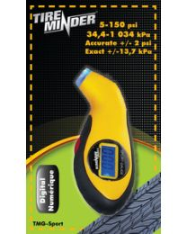 Minder Research, LED Digital Gauge W/Flashlight MRI TMGSPORT