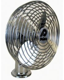 Prime Products 2-Speed All Chrome Fan HD PPD 060850