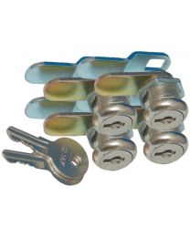Prime Products 7/8In Stand.Cam Lock 4 Pack PPD 183315