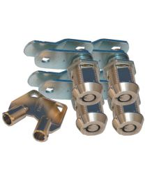 Prime Products 5/8In Ace Key Cam Lock 4 Pack PPD 183320