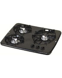 Atwood Drop-In 3 Burner Black Dv 30B ATW 56471