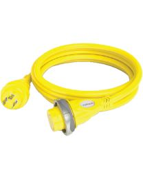 Furrion 30A Cordset 50Ft Yellow Led FUR F30P50SY