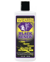 Twinco Romax Wiza 8 0Z Black Renew For Trim TWC 66309