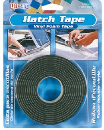 Incom Tape-Vinyl Foam Hatch 3/4 X7' INC RE3870