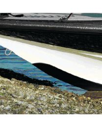 Hamby's 8' Black Beaching Bumper HAM 60208