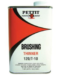 Pettit 120/T-10 Brushing Thinner-Gal PET 120G