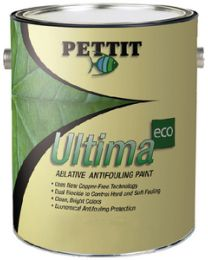 Pettit Ultima Eco Black Gallon PET 1808G