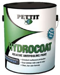 Pettit Hydrocoat Black-Gallon PET 1840G