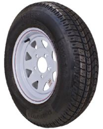 Loadstar Tires 480-12 B/5H Spk Wh Str K353 TIR 30580