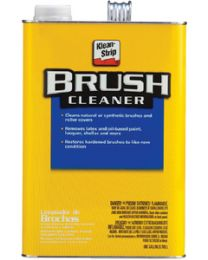 Klean Strip Brush Cleaner 1Gl @4 KSP GBC12