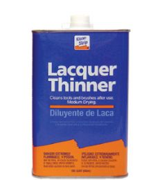 Klean Strip Lacquer Thinner 1Qt @6 KSP QML170