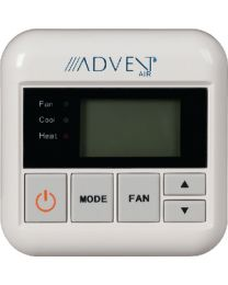 Asa Electronics Thermostat-Digital Wall Adv Acth12