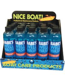 Babe's Boat Care Well Wash Cleaner/Conditioner Bab Bb8408