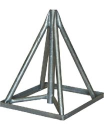 Brownell Boat Stands Keel Stand 28 -40  Galv Base Bbs Ks28Gbase