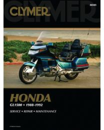 Haynes Manuals Inc Hon Gl1500 Gold Wing Manual Cly M505