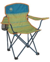 Coleman Chair Quad Youth Teal Cmn 2000025292