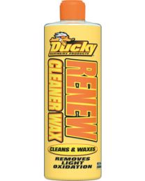 Ducky Products Renew Cleaner Wax  16 Oz Duc D1024
