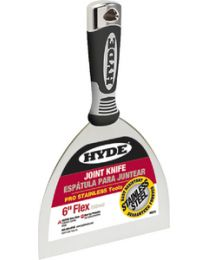 Hyde Tools 6'' Flex Pro S/S Joint Knife Hyt 06878