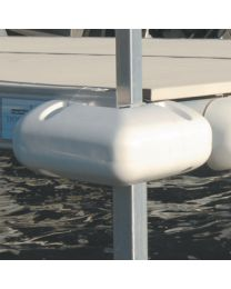 Innovative Outdoor Solutions Horz Dock Bumper 72X6X4 Ios 300037