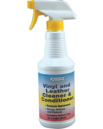 Iosso Marine Prod Vinyl Cleaner/Conditioner 5Gal Iss 10121
