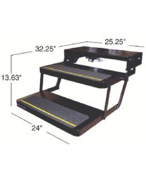 Kwikee Products Co Dbl Kwikee Step Kpc 372261
