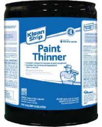 Klean Strip Paint Thinner 5Gl Ksp Ckpt94402